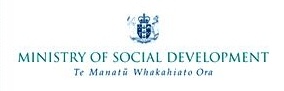 Ministry of Social Development logo 2